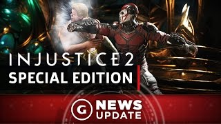 Injustice 2 Special Editions Revealed - GS News Update