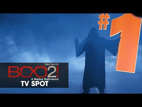 Boo 2! A Madea Halloween Boo 2! A Madea Halloween (TV Spot 'Number 1 Movie')