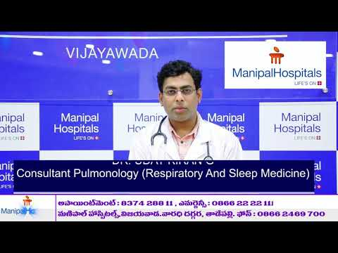 Dr.G.Uday Kiran - Consultant Pulmonology