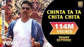 Chinta Ta Ta Chita Chita Full Video - Rowdy Rathore|Akshay,Kareena|Mika Singh|Sajid Wajid
