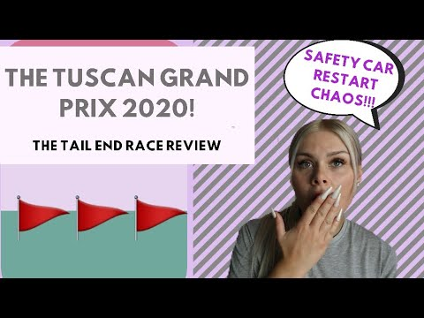 MUGELLO MADNESS! THE TUSCAN GP TAIL END RACE REVIEW - Keira Megan F1