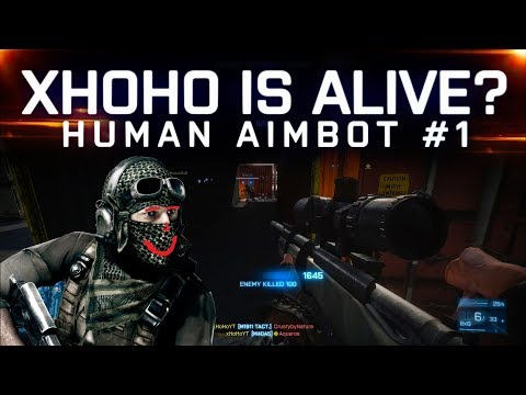 YOOOO I'M ALIVE??? | HUMAN AIMBOT #1
