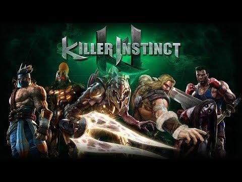 Killer Instinct XEON E5 2640 + GTX 970 ( Ultra Graphics ) ТЕСТ