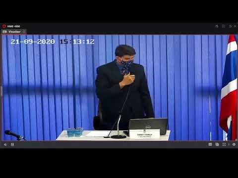24ª SESSÃO PLENÁRIA DELIBERATIVA ORDINÁRIA DE 2020