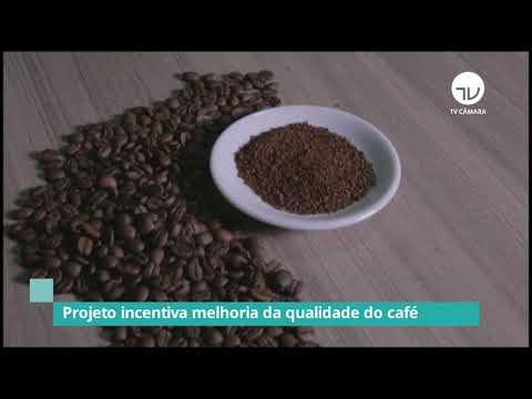 Projeto incentiva melhoria da qualidade do café - 02/06/21