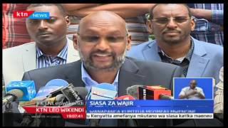 Siasa za Wajir: Wakazi wa Wajir wadai gavana wa sasa hajawafaa