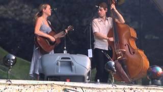 Aoife O'Donovan (w/ Paul Kowert) - Beekeeper - Ossipee Valley Music Festival 2014