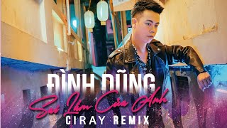 Sai Lầm Của Anh (Ciray Remix) - Đình Dũng | Dj Thảo Bebe, Rapper Ashi ft Dj Tommy | Nhạc Trẻ Remix