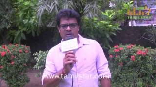 Bose Venkat at Vingyani Movie Press Show