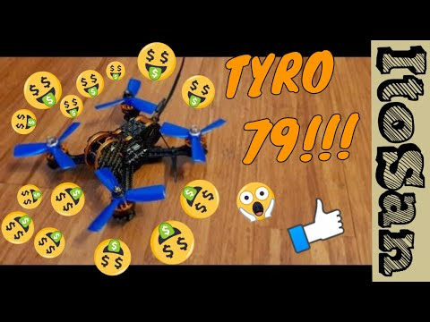 💲💵TYRO79💵💲 Raw Maiden flight! Excellent performance for the price and can\'t believe is so cheap!