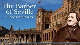 Rossini: The Barber of Seville (piano version)