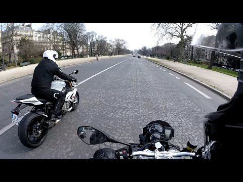 Test Riding the 2015 BMW F800R (feat. the S1000R)