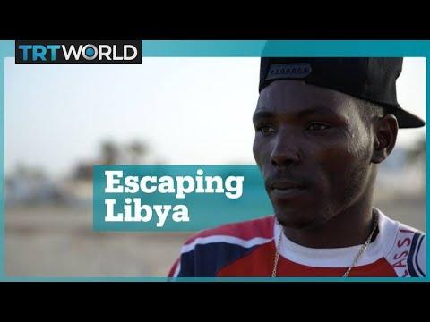 Escaping slavery in Libya: Mohamed Ali's story