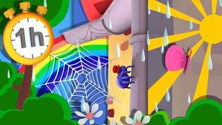 L'Araignée Gypsie - 1h de Chansons d'Enfance