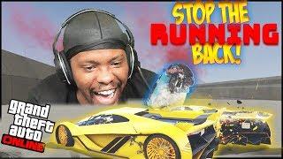 New Football Mode w/ Sports Cars! (GTA 5 Running Back Remix)