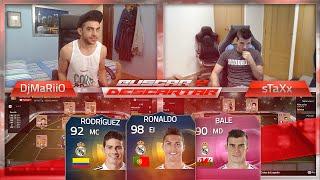FIFA 15   BUSCAR Y DESCARTAR   Discard Challenge   sTaXx vs DjMaRiiO