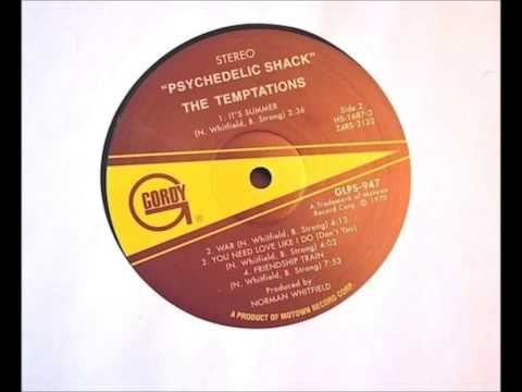 Psychedelic Shack (1970) (Song) by The Temptations