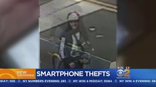 Bike-Riding Thieves On The Loose