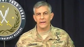 Defense Department Briefing From Baghdad. Dec. 14. 2016.