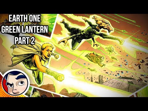 """Green Lantern Earth One """"The War!"""" – Complete Story"""