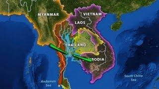 Thailand - Geography