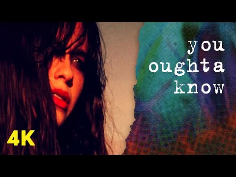 Alanis Morissette – You Oughta Know