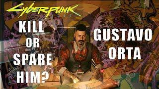 KILL or SPARE Gustavo Orta - Full Side Quest Walkthrough