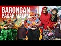 Pasar Malam ❤ Foto Bareng Barongan