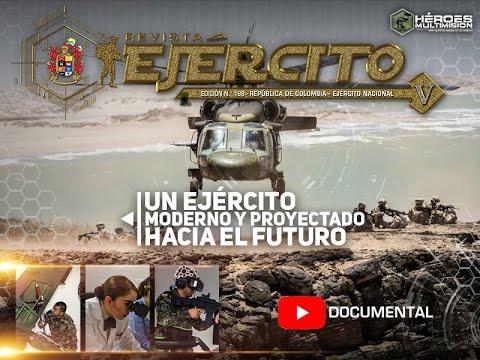 Documental Revista Ejército 198: Ciencia y Tecnología