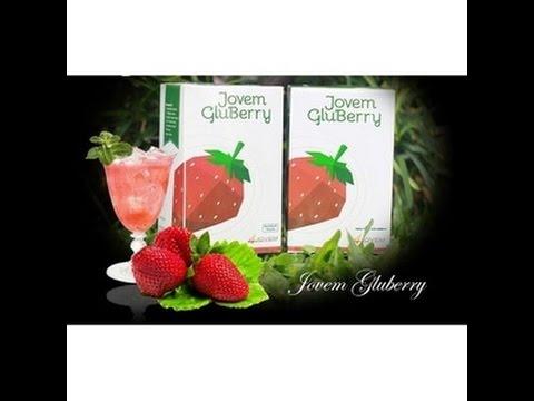 Video 4jovem gluberry, 4jovem gluberry drink, manfaat jovem gluberry, harga jovem gluberry