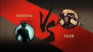Shadow Fight 2 : Hermit - Fourth Bodyguard Fight HD