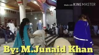 Local dance two beautiful pathan girls danicng in weddings 2017