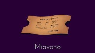 Miavono - No Way Out (Official Lyric Video)