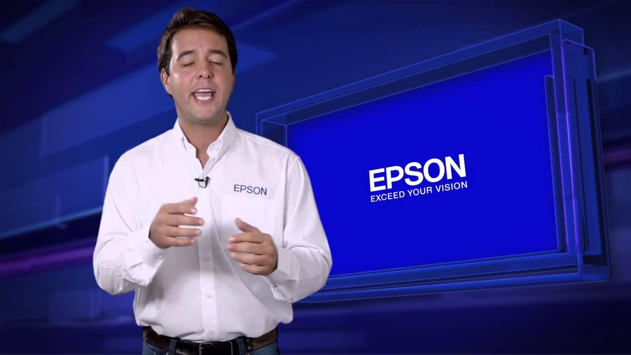 Como configurar a comunicação de rede das impressoras Epson F6070 e F7070