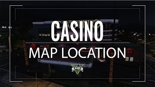 GTA 5 Online Diamond Casino Location (PC, XBOX ONE, PS4 ONLY)