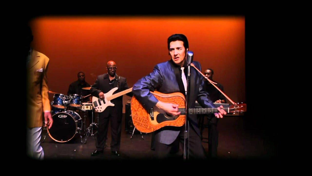 Hire Houston Elvis Ralph Elizondo Elvis Impersonator In