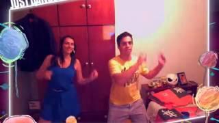 Fá e Alê - 99 Luftballons - Just Dance 2014