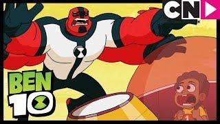 Бен 10 на русском | Робото-костюм Саймона | Cartoon Network