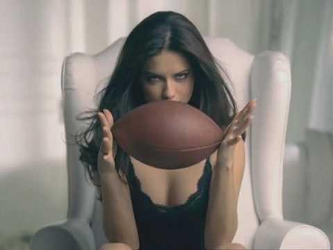 2008 Victoria's Secret Super Bowl Spot