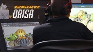 Anteprima del nuovo eroe: Orisa (SUB ITA)