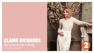Claire Richards   Don't Wanna Miss A Thing (Live @ Radio 2 Piano Room)
