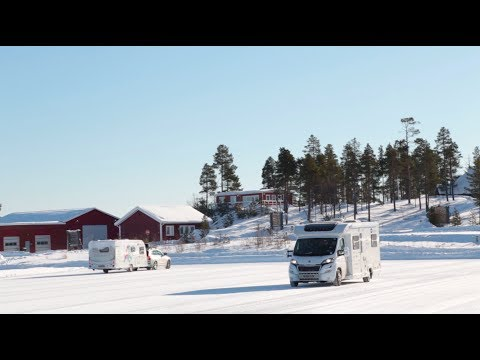 Practical Motorhome on an Arctic adventure
