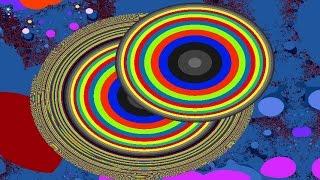 Forgiveness Meditation I + RAIN (Binaural, Isochronic, Solfeggio, OM, UT, LA)