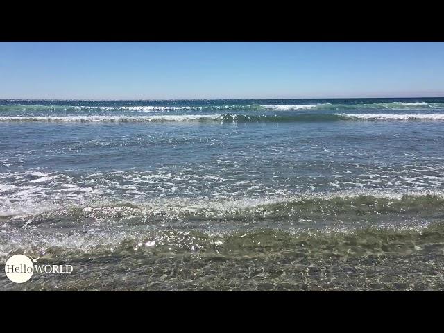 Meeresrauschen am Praia de Nemina