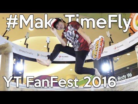 Foto & Bertemu Bareng MiLovers ku, Youtube Fanfest Indonesia