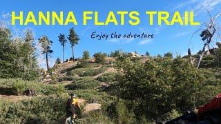 Hanna Flats to Greys Peak Trail