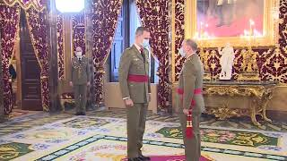 Audiencia al Teniente General Luis Manuel Martínez Meijide, Jefe de la Unidad Militar de Emergencias