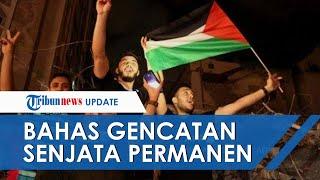 Pertama dalam 13 Tahun, Menlu Israel dan Mesir Bertemu Bahas Gencatan Senjata Permanen di Gaza