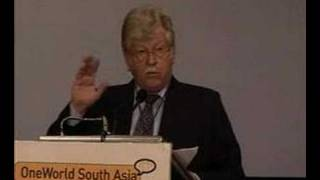 walter fust speaks on Climate Justice for the realisation of