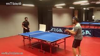 Masa Tenisi Turnuvası  - TT-Lig Maçı